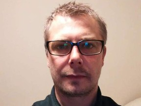 Jason Scott Friesen is the sole declared mayoral candidate in Saskatoon's election, which is set for Nov. 9.