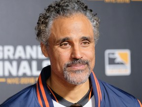 Rick Fox attends Overwatch League Grand Finals - Day 2 at Barclays Center on July 28, 2018 in New York City.