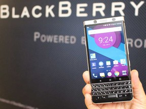 Chinese electronics group TCL will stop producing BlackBerry-branded smartphones this year.