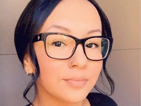 The death of 28-year-old Ally Witchekan was being investigated by Saskatoon police as the city's third homicide of 2020. Police were called March 4, 2020 around 12:20 p.m. to a home in the 500 block of Geary Crescent, where the woman was found dead inside. (Facebook photo)
