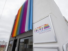 OUTSaskatoon is a support organization for LGBTQ2S+ people in Saskatoon.