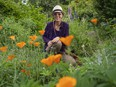 'I want people to open their eyes and pay attention to native plants and to learn more about the land that we're now calling our home,' says herbalist/educator Lori Snyder.