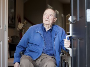 A few renovations can make it possible for seniors to stay in their homes much longer. GETTY IMAGES