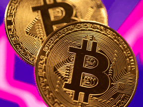 The province is warning residents about cryptocurrency scams.