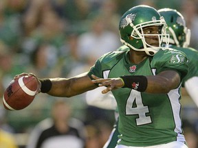 Former Saskatchewan Roughriders quarterback Darian Durant belongs in the Canadian Football Hall of Fame, according to columnist Rob Vanstone.