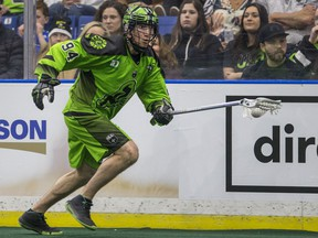 Matt Hossack was selected by Panther City in Tuesday's NLL expansion draft.