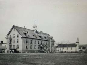 The Marieval Indian Residential School ran from 1899 to 1997, on what would eventually be recognized as the Cowessess First Nation.