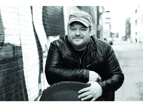 Regina-based country singer JJ Voss looks forward to getting back on the road this year.