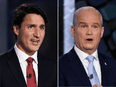 Whether Justin Trudeau's Liberal Party or Erin O'Toole's Conservative Party win the federal election could depend on the outcome in three key area codes, writes L. Ian MacDonald.