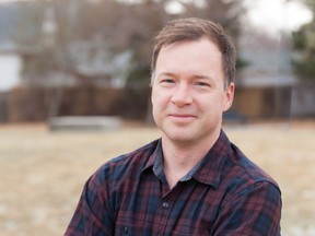 Dr. Kieran Conway is working in the COVID-19 ward at the General Hospital in Regina, Saskatchewan. Conway is unsurprised the province is leading Canada in the rate of people who are dying from COVID-19. (Photo: Chantelle Morrison)
