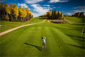 Elk Ridge Resort has reopened for 2021 under new ownership. The 27-hole championship course offers outstanding play, set in the northern forest. (Photo: Elk Ridge Resort)