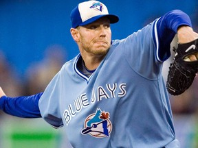 Roy Halladay of the Toronto Blue Jays in 2009