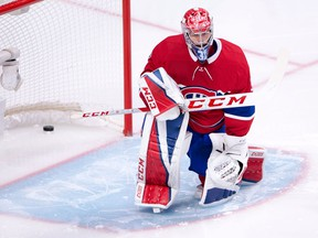 Carey Price of Montreal Canadiens