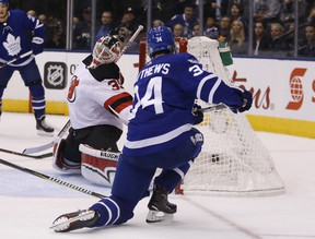 Could Auston Matthews and the Maple Leafs finally bring a champtionship to Toronto? Only time will tell. (Michael Peake/Toronto Sun/Postmedia Network)