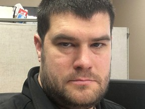 Mike Gould, 38, of Calgary, shown in a handout photo, says his love of family and hockey prompted his $7.5 million donation to a Junior B hockey team in Kimberley, B.C. Gould says the money is part of a EuroMillions lottery jackpot he won in 2008. THE CANADIAN PRESS/HO-Mike Gould