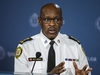 Toronto Police Chief Mark Saunders addresses media during a press conference at Toronto Police headquarters in Toronto, Ont. on Friday December 8, 2017. Ernest Doroszuk/Toronto Sun/Postmedia Network