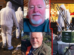Bruce McArthur currently faces five counts of first-degree murder but he may still be hit with more charges.