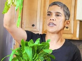 Mari Lopez claimed that a vegan diet cured her of cancer and lesbianism has died of cancer.