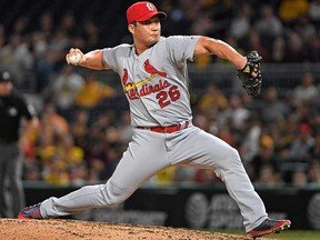 Former St. Louis Cardinals closer Seung-hwan Oh has signed with the Blue Jays.