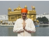 Prime Minister Justin Trudeau visits the Golden Temple in Amritsar, India on Wednesday, Feb. 21, 2018. THE CANADIAN PRESS/Sean Kilpatrick ORG XMIT: SKP104