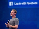 In this file photo taken on March 25, 2015, Facebook CEO Mark Zuckerberg speaks at the F8 summit in San Francisco, California.