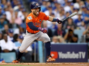 There would be crazier things to do than pick Astros second baseman Jose Altuve No. 1 overall.  (Photo by Ezra Shaw/Getty Images)