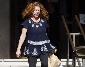 Affluenza mom Tonya Couch was jailed in Texas for breaching her bail conditions. She was sprung Thursday and faces trial in November for helping her son flee to Mexico.