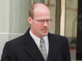 Former funeral home director Darrin Watts, seen here in 2005, faces charges for allegedly defrauded 86 victims out of nearly $400,000.