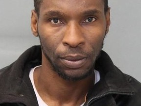 Anthony Sembatya Ssonko, 39, of Ajax, is charged with sex assault on the TTC.