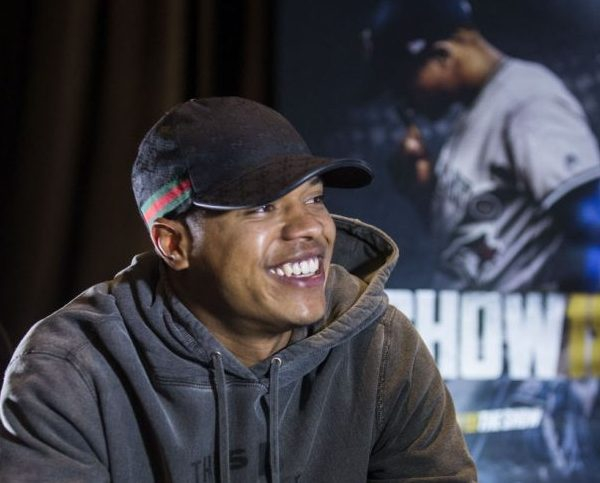 WATCH THE STRO SHOW: MLB video game cover boy chats playoffs, hairstyles and restaurants