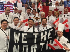 It was a team effort at the recent continental semi-finals of the worlds toughest chef competition: the Bocuse dOr awards. Canada placed 2nd and is now in training for the finals taking place in Lyon, France early next year.