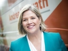 NDP leader Andrea Horwath made a campaign stop in Ottawa Sunday May 20, 2018.  (Ashley Fraser/Postmedia)