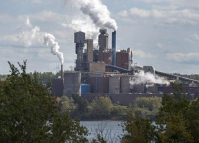 An Environment Canada analysis says the federal government's carbon pricing plan will eliminate as much as 90 million tonnes of carbon dioxide by 2022. That is the equivalent to taking more than 20 million cars off the road and accounts for about 12 per cent of the total amount of what Canada emitted in 2016. Andrew Vaughan/Canadian Press