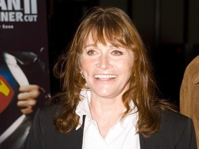 Margot Kidder at the home video screening of 'Superman II: The Richard Donner Cut' held at the DGA Hollywood in 2006. Axel Gimenez/ WENN