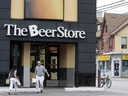 The Beer Store. Dave Abel/ Toronto Sun files