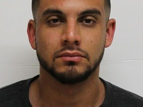 Hussain Al-Naqeeb, 29, of Maple, is wanted for forcible confinement and other charges.