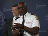 Toronto Police chief Mark Saunders and the the city's mayor John Tory have come together with anew eight-week initiative to tackle crime and gun violence. They are allocating millions of dollars to youth programs and putting 200 officers on OT shifts in high crime areas.on Thursday July 12, 2018. Jack Boland/Toronto Sun/Postmedia Network