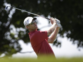 Canadian David Hearn nearly won the Canadian Open at Glen Abbey in 2015. Had he done so, he would have been the first Canuck since Pat Fletcher to do so in 1964. Craig Robertson/Toronto Sun file
