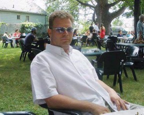 Richard Kachkar, shown in an undated Facebook photo, was found not criminally responsible in 2013 for killing Toronto Police Sgt. Ryan Russell while driving a stolen snowplow.