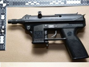 Toronto Police have arrested two men in the Highway 27 and Finch Ave. W. area for a number of firearms-related charges.