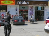 York Regional police on scene, at the Moka Cafe, on Islington Ave., just south of Hwy.#7 in Vaughan, Ont. Where a gunman walked in and started shooting, killing two people on scene and wounding two others on Wednesday June 24, 2015. Dave Thomas/Toronto Sun/Postmedia Network