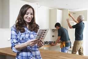 You can get a good deal on a rental property if you are not afraid of renovation.