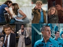 Clockwise (L-R): A Star Is Born; The Old Man & the Gun; Halloween; First Man; Widows and The Front Runner. (TIFF.net)