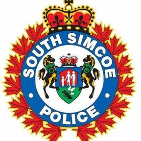 South Simcoe Police logo (Twitter)