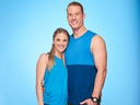 Courtney and Adam are the winners of Season 6 of The Amazing Race Canada. (CTV)