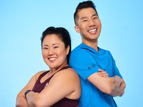 Martina and Phil Seo, were the seventh team eliminated on The Amazing Race Canada: Heroes Edition. (CTV)