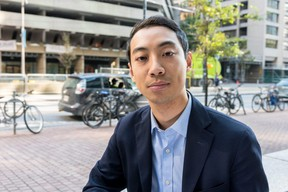 Kevin Vuong in Toronto on Tuesday, Oct. 9 2018.