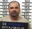 El Chapo will likely end is days rotting at Supermax.