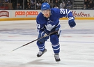 William Nylander is expected to travel to Toronto on Sunday, having re-signed with the Maple Leafs. (GETTY IMAGES)