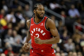 Raptors' Kawhi Leonard was voted in as a all-star starter for this year's mid-season exhibition. (GETTY IMAGES)